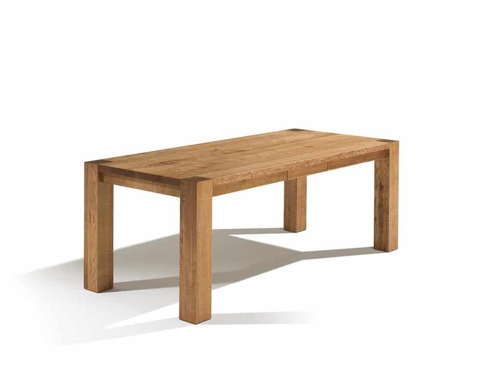 Mesa de centro de madera personalizada