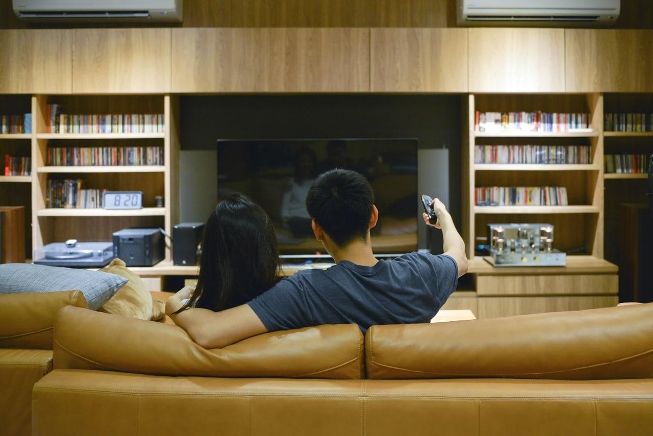 Mueble de tv a medida