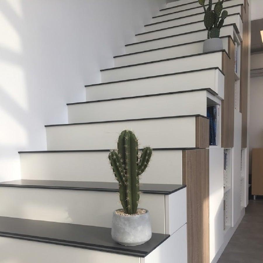 armario de escalera a medida