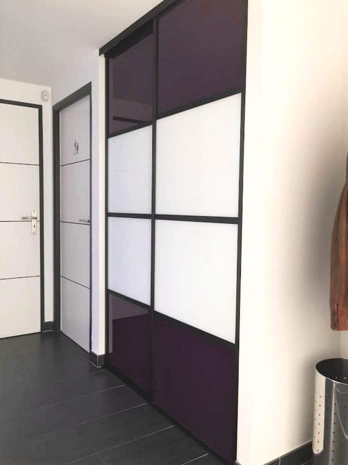 puertas correderas de vestidor