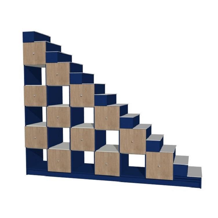 escalier-sur-mesure-bleu-blanc-tiroirs2